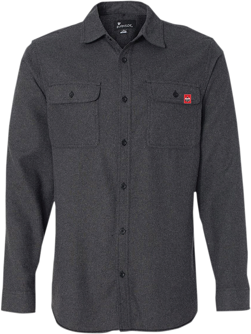 Rider's Long Sleeve Flannel Shirt