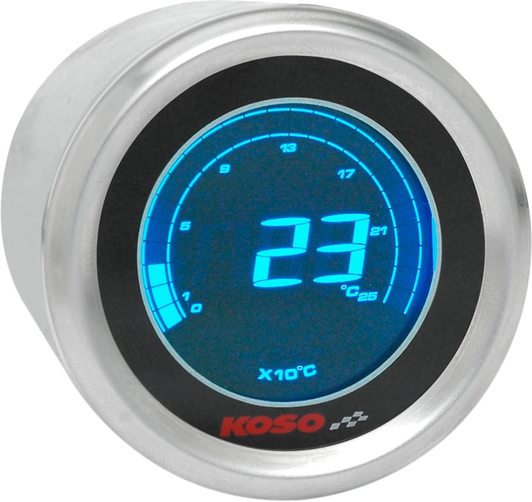 DL Water Temperature Meter