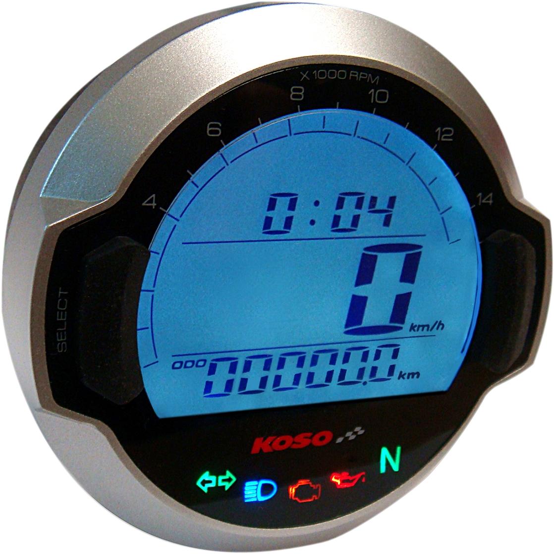DL-03SR GP-Sytle Speedometer