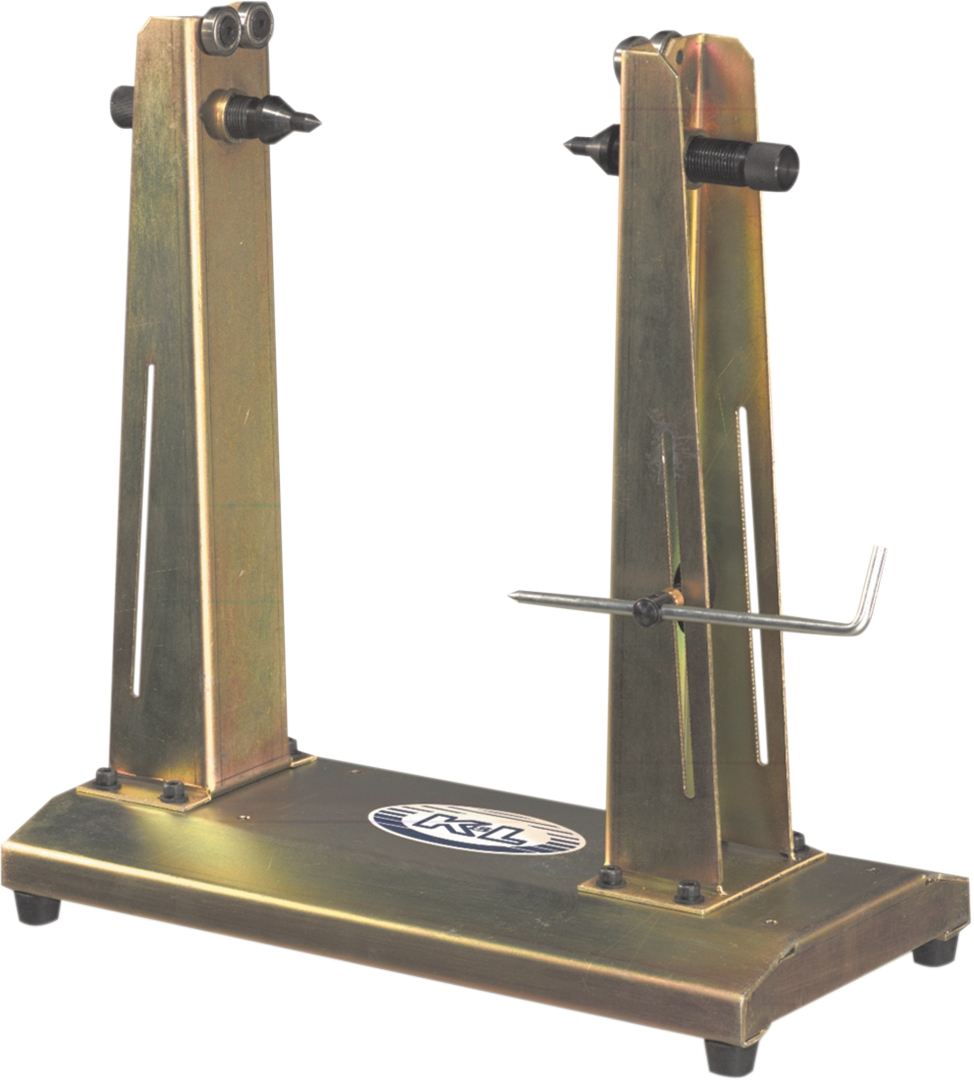 MC305 Wheel Truing and Balance Stand