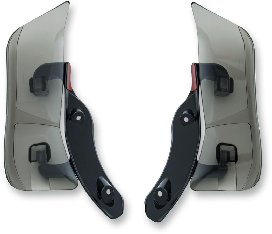 Adjustable Fairing Air Deflectors