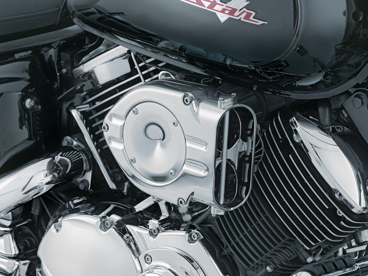 Details About Yamaha Stryker 11 Hypercharger Air Cleaners By Kuryakyn
