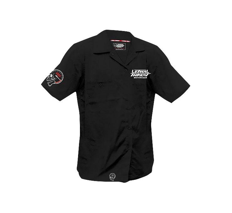 Kustom Cycles Work Shirt