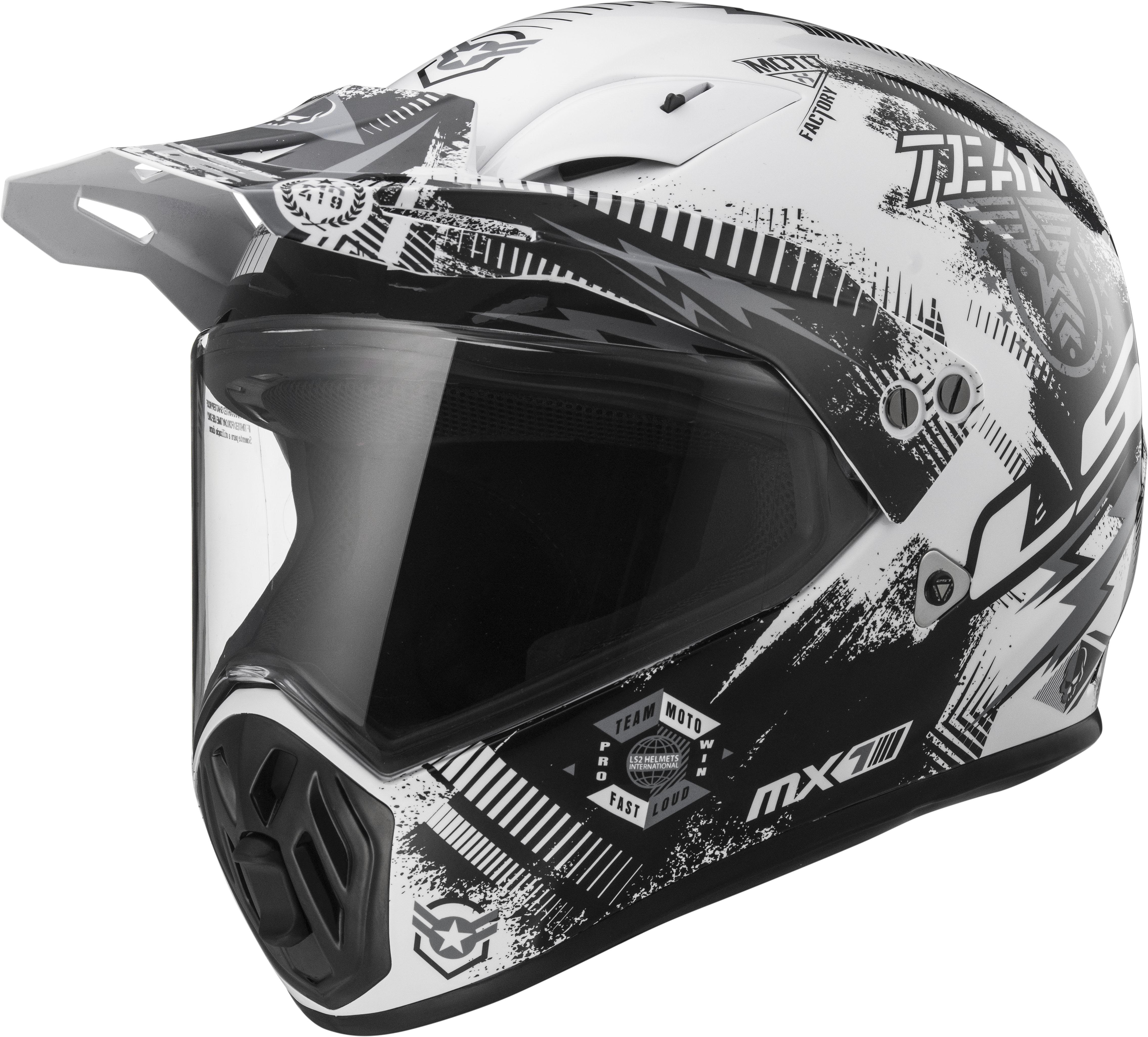 OHM Moto Factory Helmet