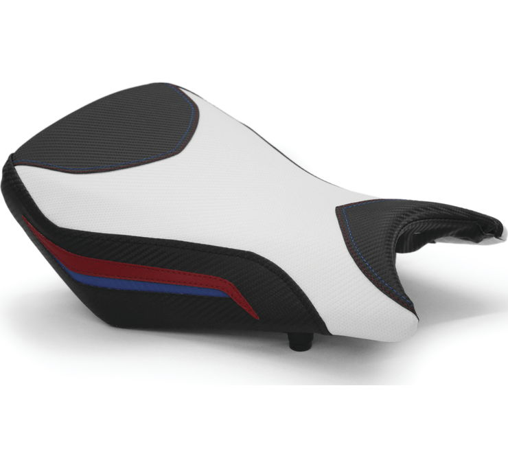 Luimoto Seat Covers for BMW Red//Black//White Rider 8031101