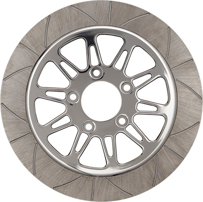 Omega Front Brake Rotor