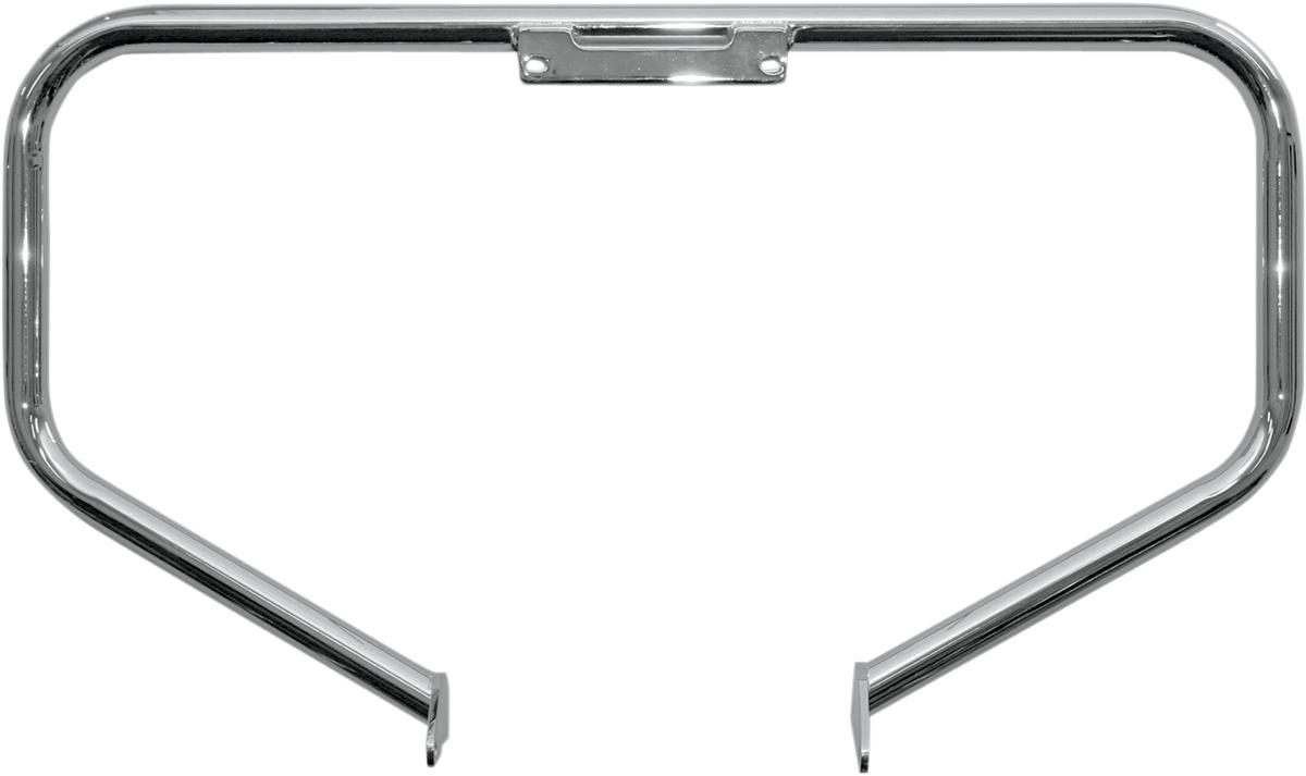 new lindby Unibar Freeway Bar Engine Guard Chrome Yamaha