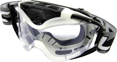 Single Polarized Lens with Tear-Off Pins for Torque Series HD Video Goggles