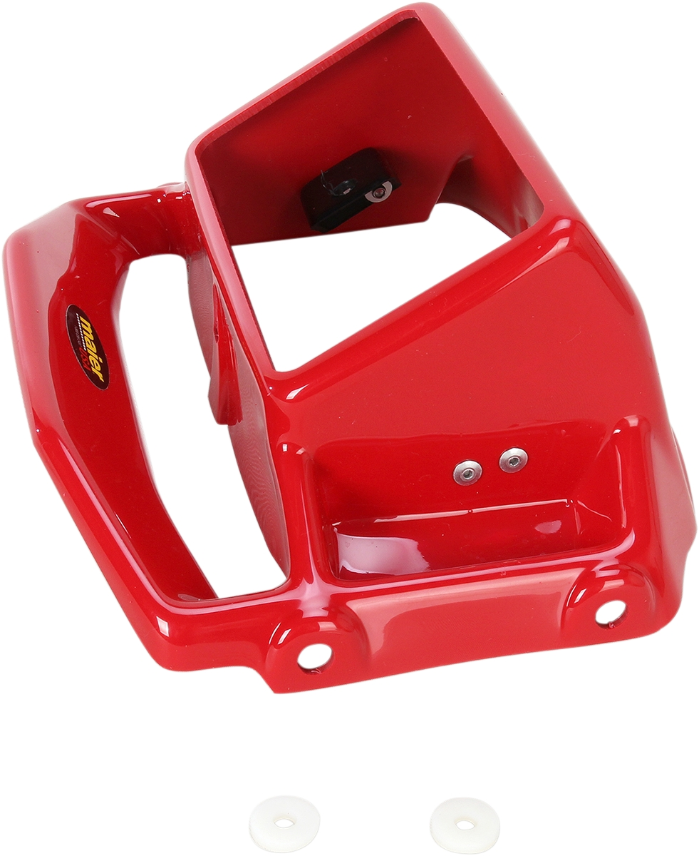 SHELL LT ATC250R 86 RED
