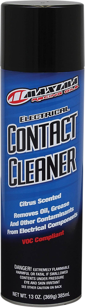 Citrus Scented Contact Cleaner