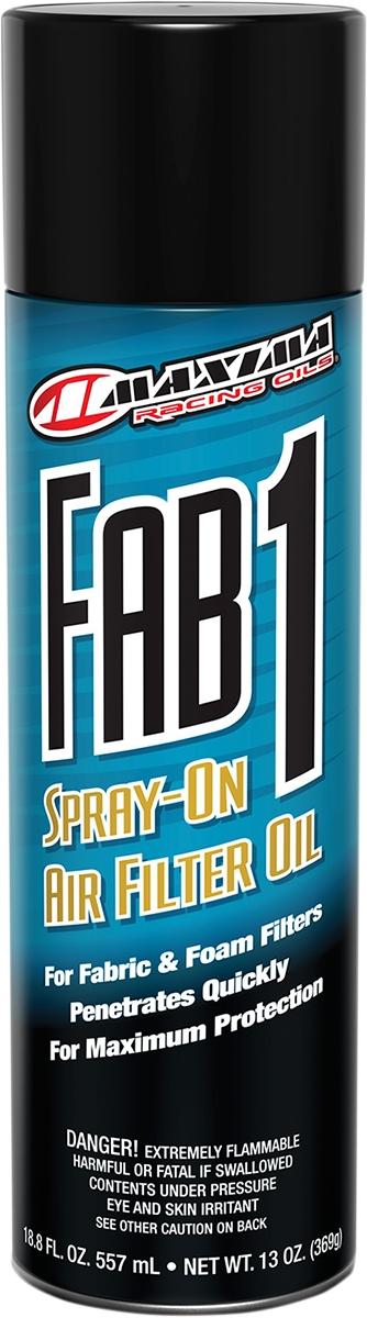 FAB-1 Spray-On Filter Treatment