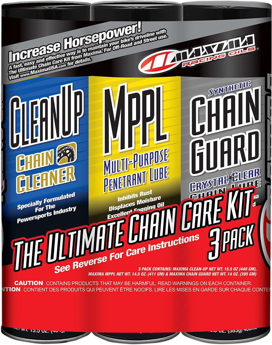 Synthetic Chain Care Kit