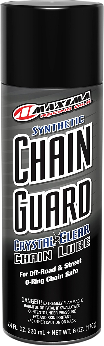 100% Synthetic Chain Guard