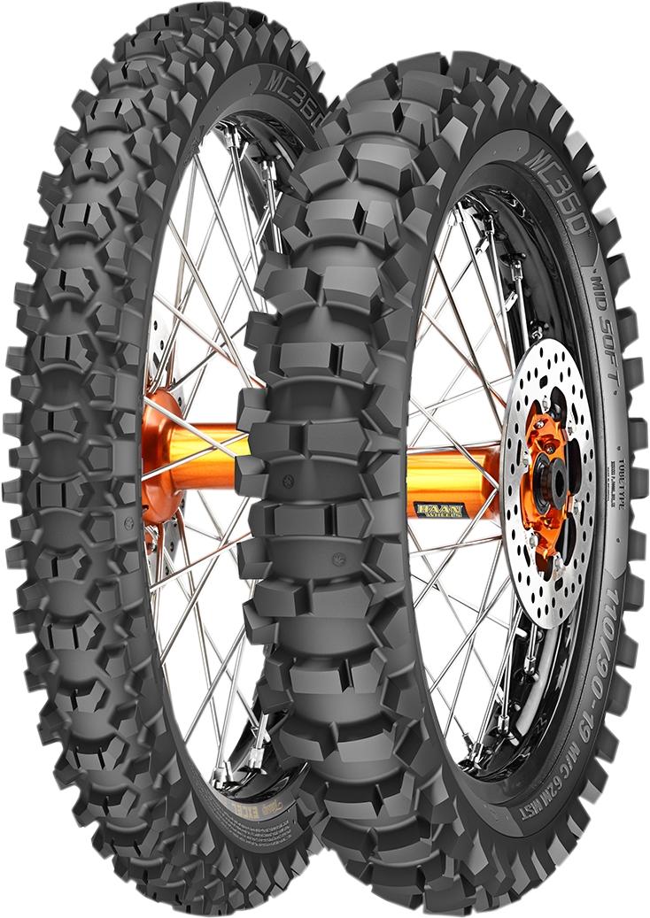 MC360 Midsoft Tires