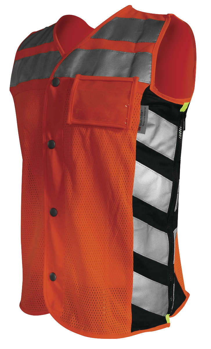 Meshed Up Safety Vests