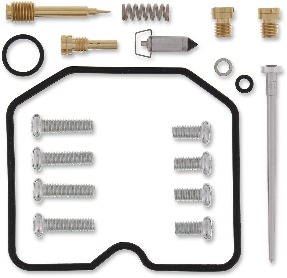 Carb Carburetor Rebuild Repair Kit for 2012-2017 Kawasaki KVF300 Brute Force