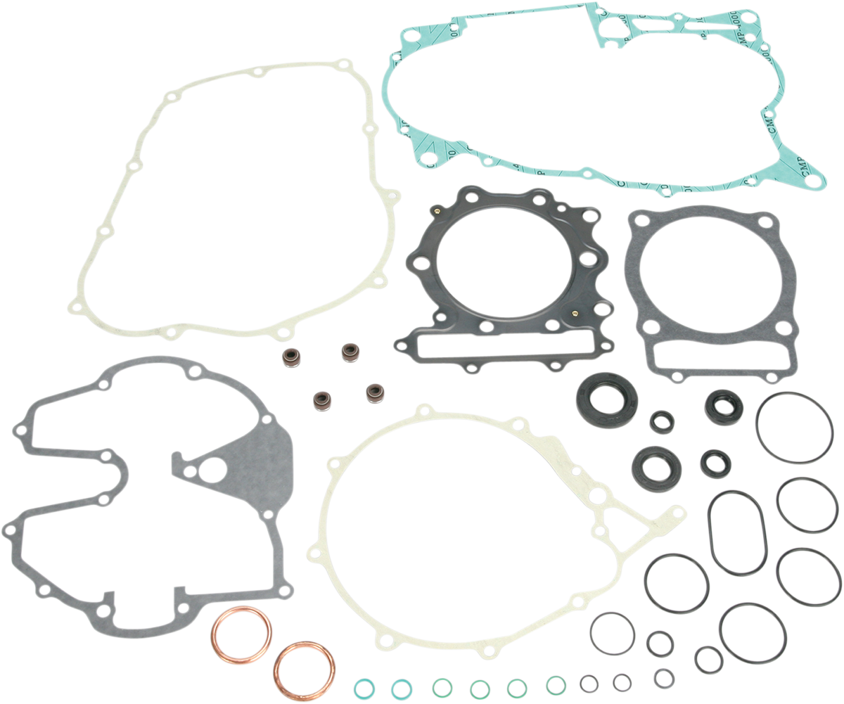 Moose Racing Complete Gasket Kit w/ Oil Seals Honda 93-09