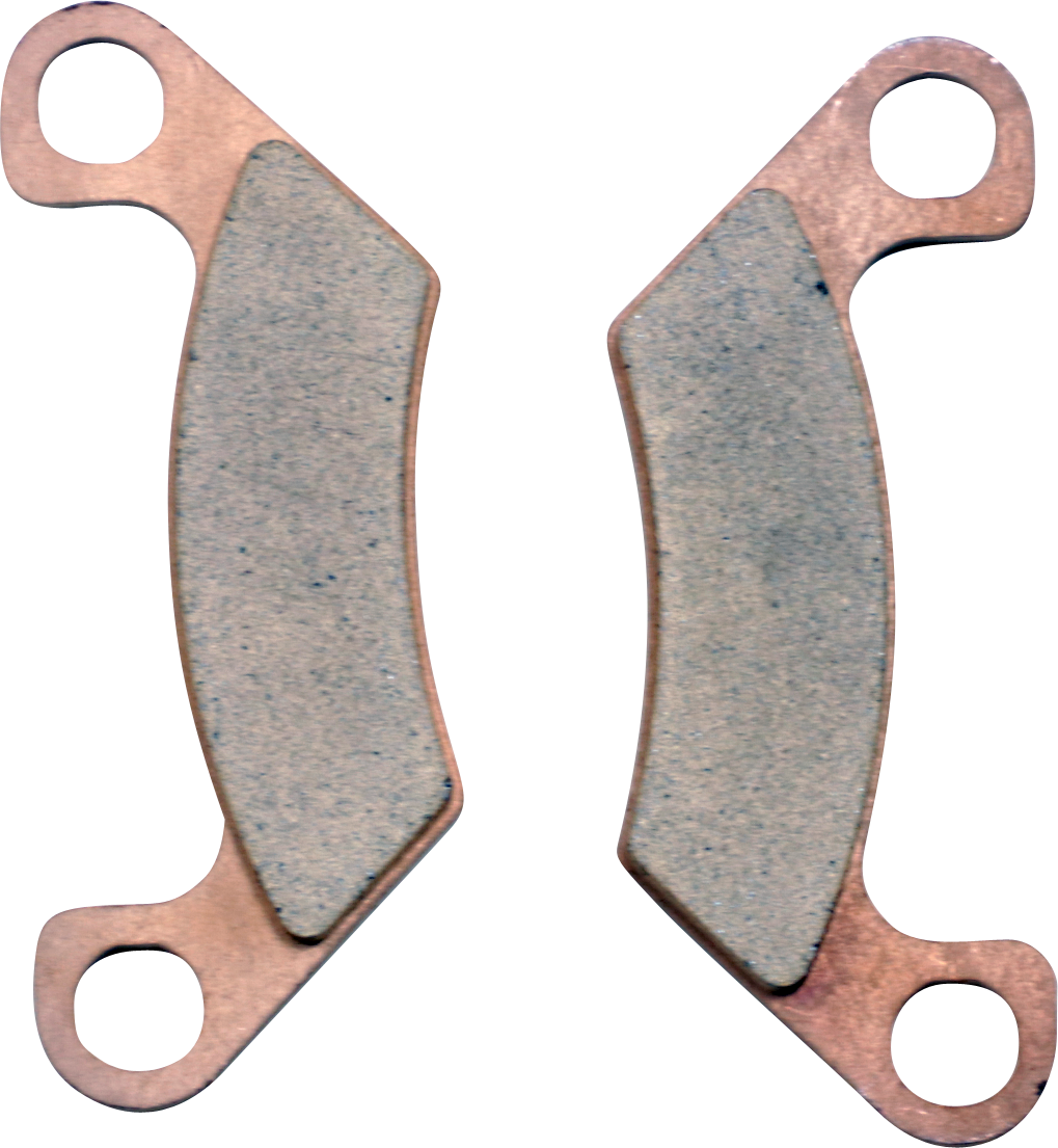 Moose Racing Brake Pads by DP Brakes Front 1721-1885