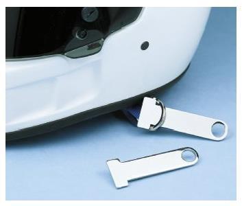 MC Enterprises Helmet Lock Extensions