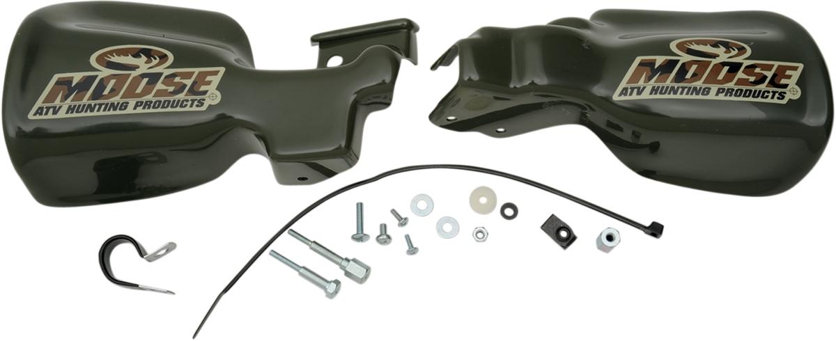 Moose ATV Handguards Black 0635-0895