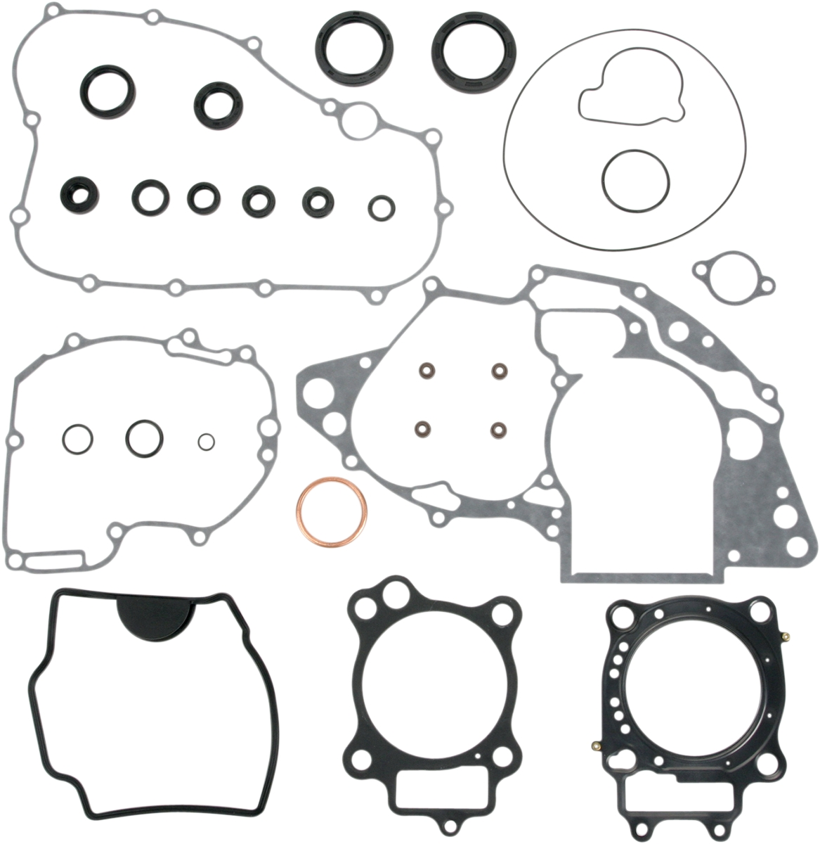 NEW MOOSE RACING 0934-1475 Complete Gasket Kit with Oil