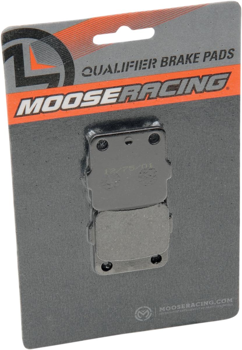 Moose Qualifier Rear Brake Pads  M622-ORG