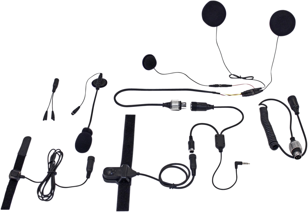 Thumperphone Pro Smartphone Helmet Headset Kit