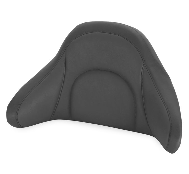 Passenger Backrest with Comfort Wedge and Heat