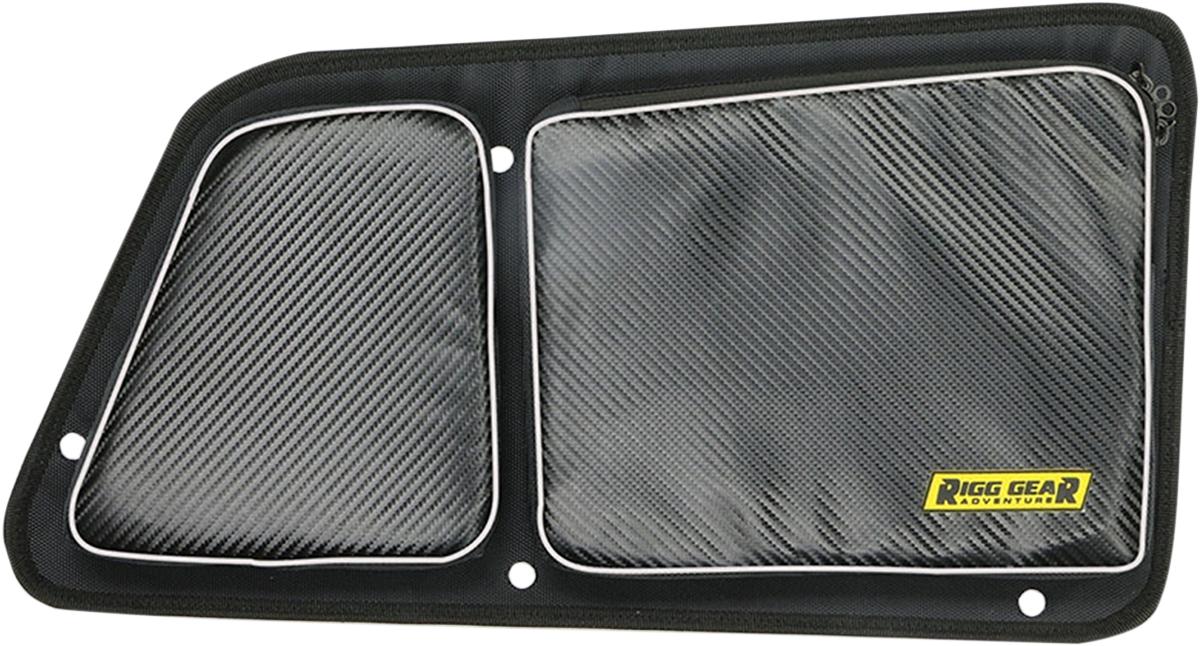 RG-002 RZR Rear Upper Door Bag Set
