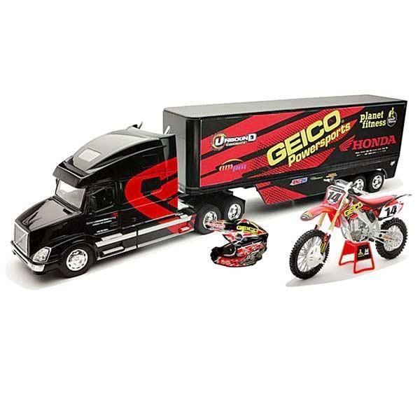 1:32 Scale Racing Rigs
