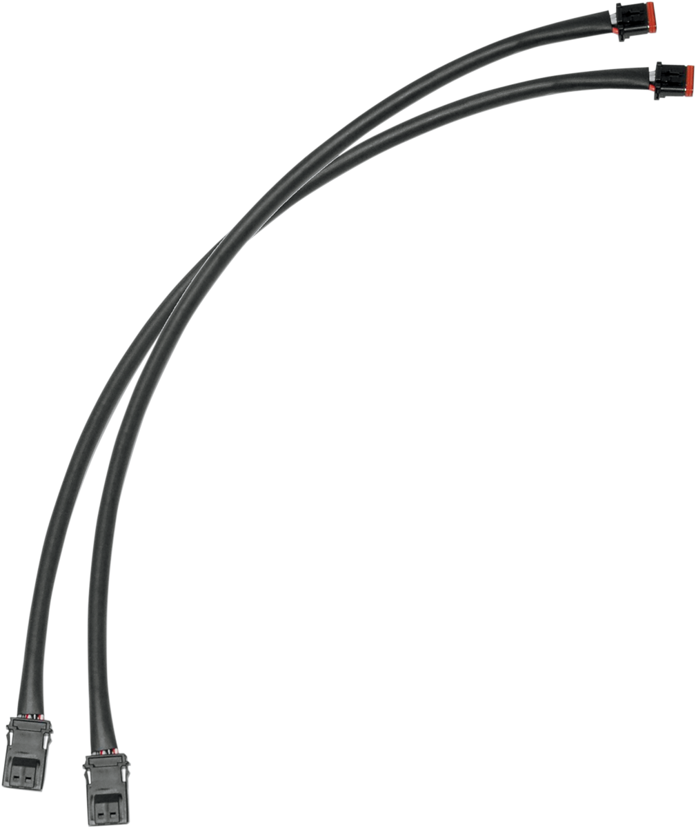 Namz Ready-to-Install Handlebar Extension Harness +4in