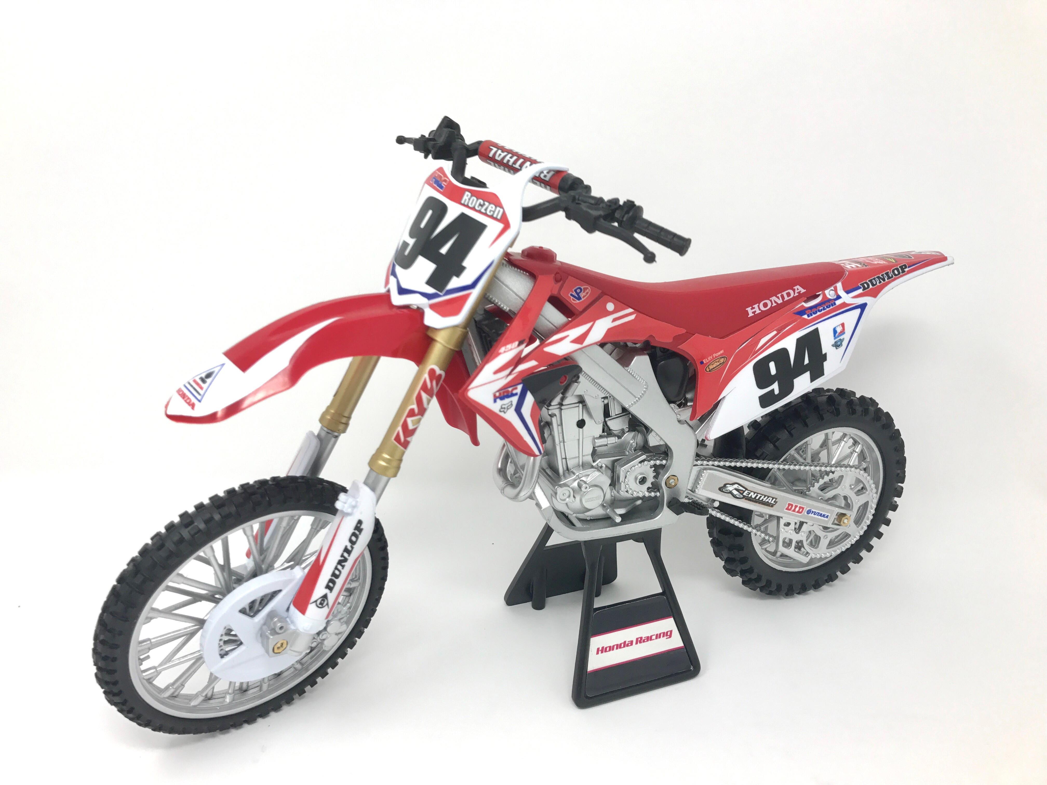 New Ray Team Honda Hrc Crf450r 16 Ken Roczen 49593