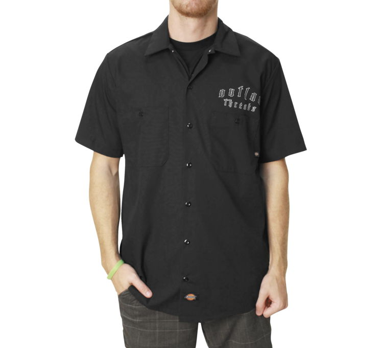 Men's Finger Work Shirt