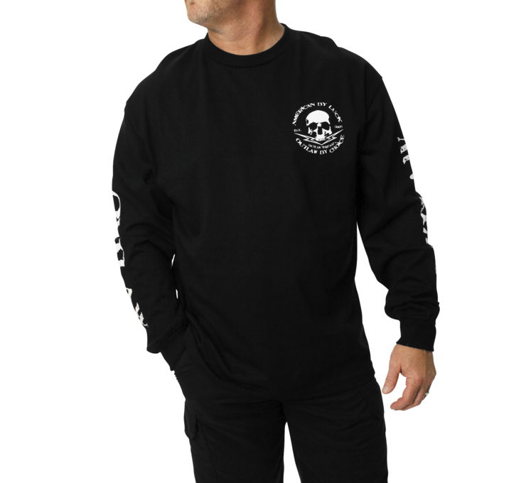 Men's Outlaw Long Sleeve Tee