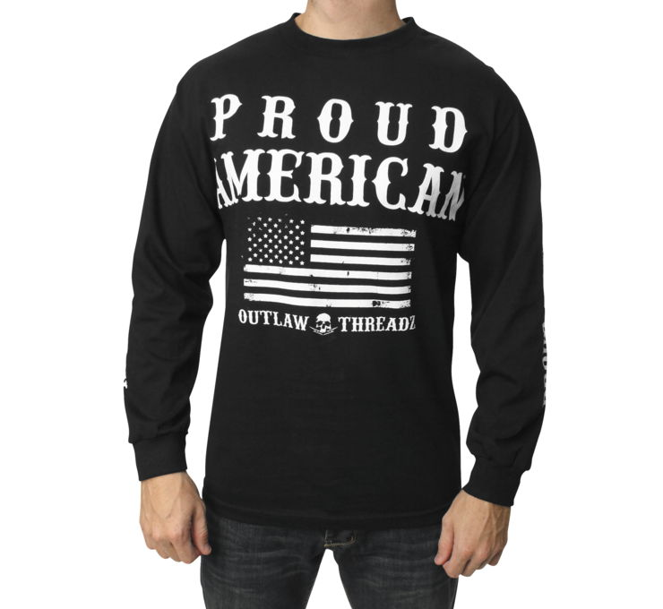 Men's Support Long Sleeve Tee