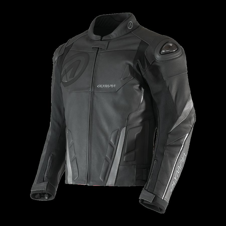Men's Kanto Leather Gear Jackets