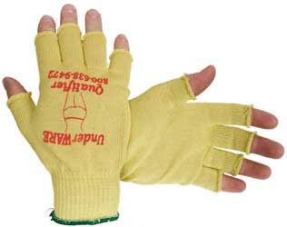 Qualifier Glove Liners - Fingertipless