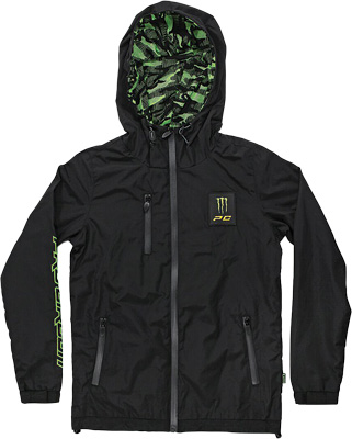 Monster Vegas Men's Jacket