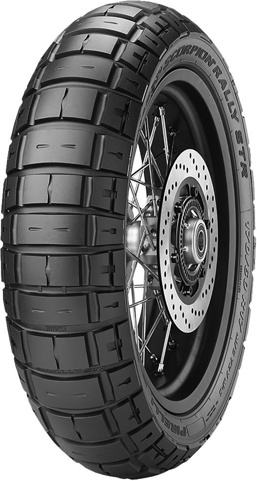 pirelli scorpion rally str tire 150 70r17 ebay. Black Bedroom Furniture Sets. Home Design Ideas