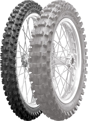 Scorpion XCMH-HD Tire