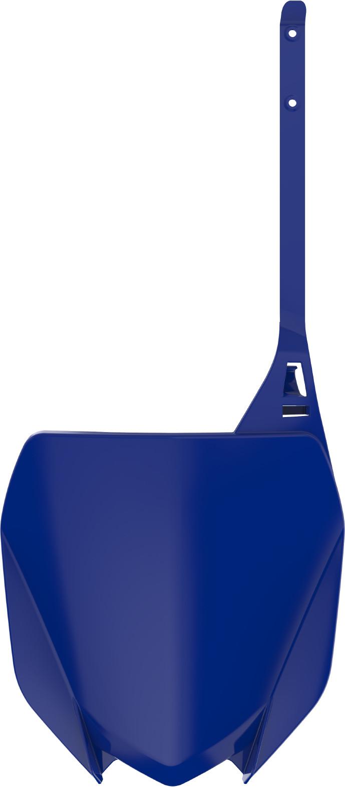 Polisport 8665500001 Front Number Plate Blue YZ 98