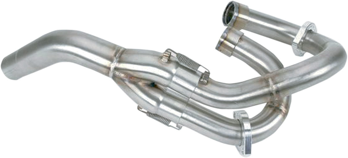 4QY06700H 06-09 Pro Circuit Stainless Steel Head Pipe RAPTOR700