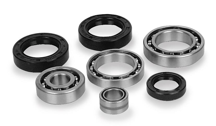 Quad Boss Differential Bearing and Seal Kits Front Front 25-2073