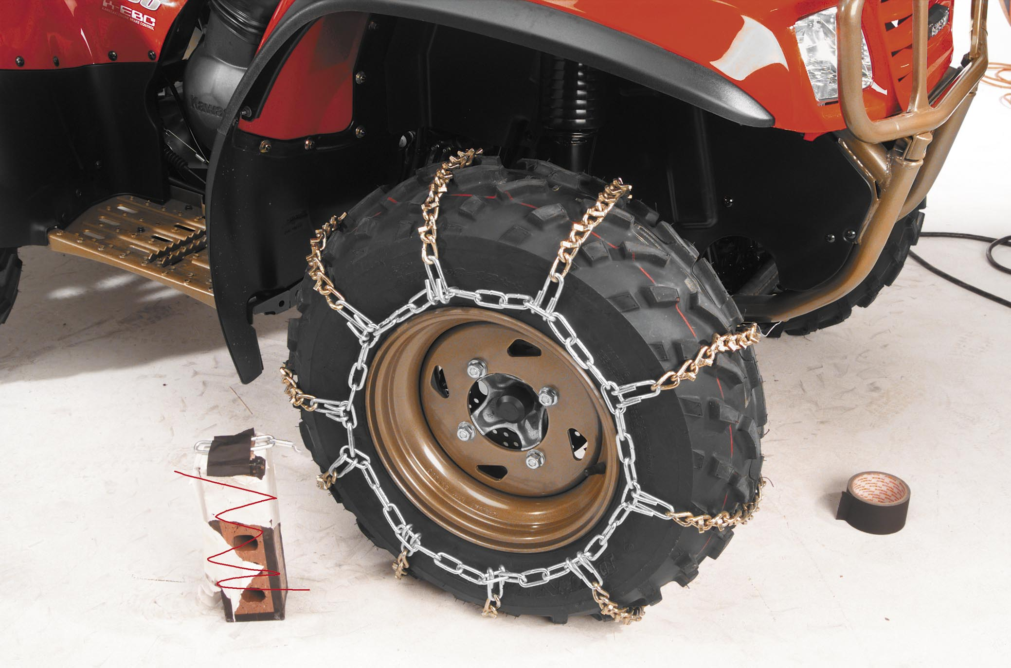 V-Bar Tire Chain