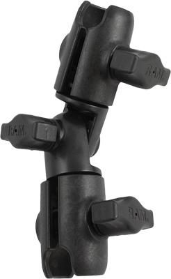 Double Socket Swivel Arm