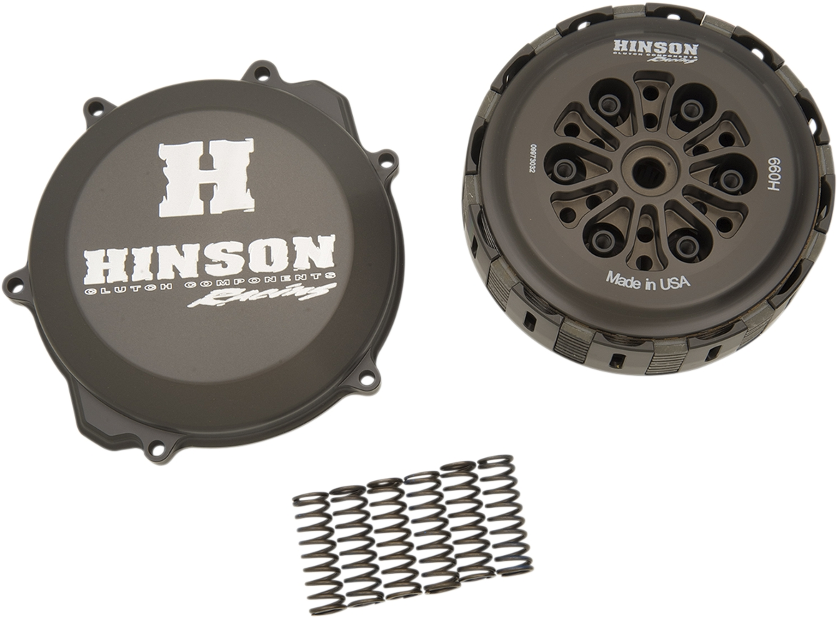 Pro Clutch Kit With Variable Pressure Plate