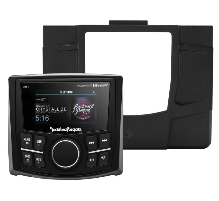 Fosgate Audio Systems for RZR and YXZ