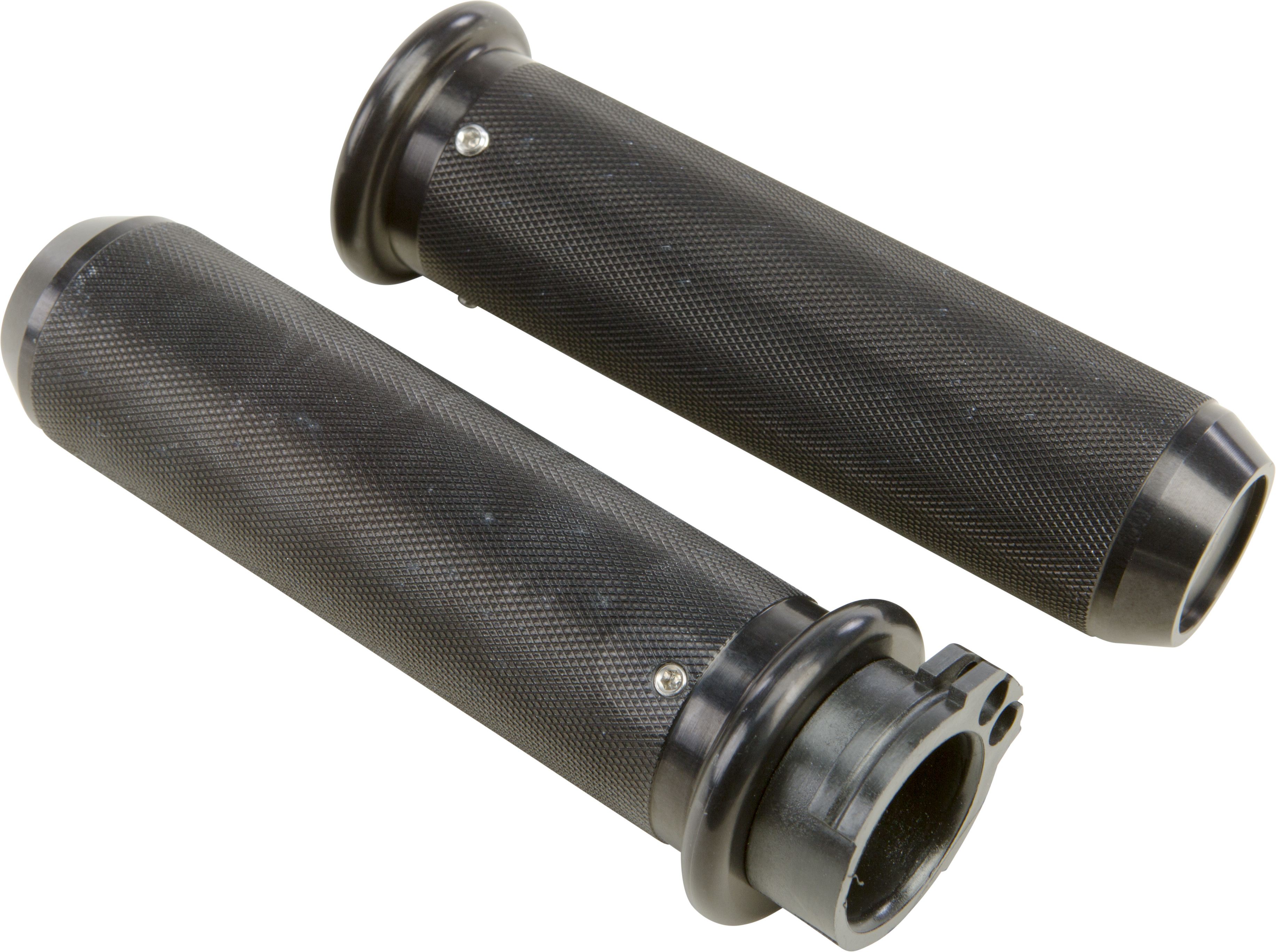 "1"" Knurled Grips"