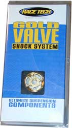 Gold Valve Shock Kit