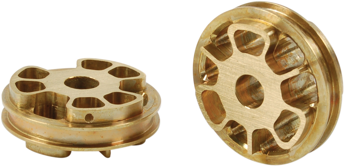 Gold Valve Fork Kit